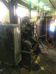 Модернизации заливочных машин