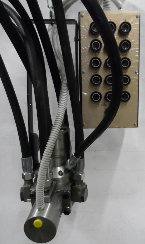 Комплектация заливочныой машины высокого давления ПК-40